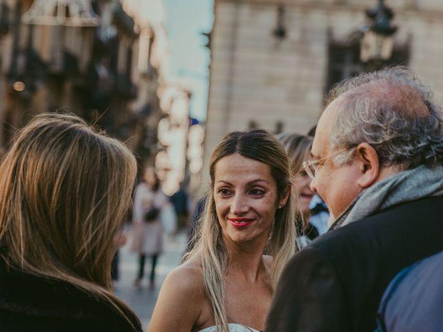 La boda de Juan y Virginia en Barcelona, Barcelona 218
