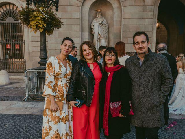 La boda de Juan y Virginia en Barcelona, Barcelona 222