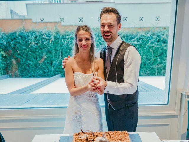 La boda de Juan y Virginia en Barcelona, Barcelona 299
