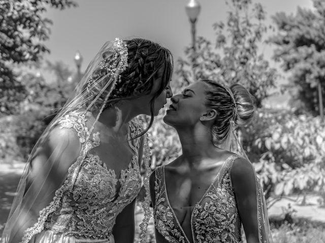 La boda de Cynthia y Natalia