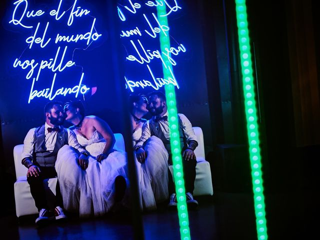 La boda de Jose y Bea en Valencia, Valencia 27