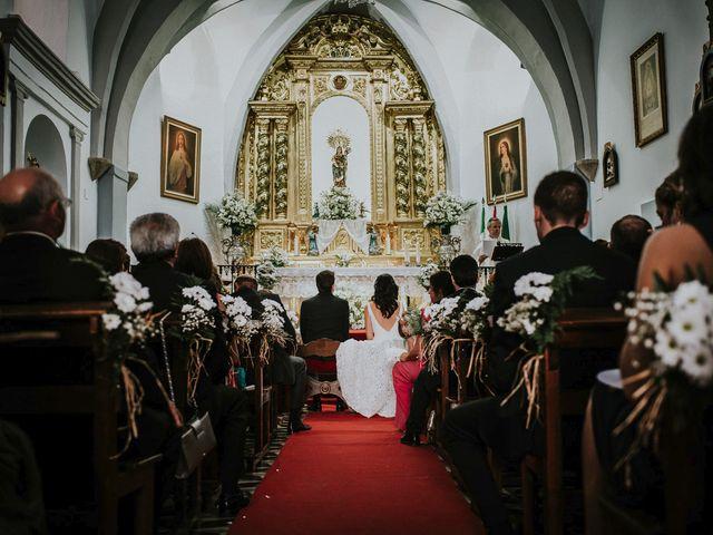 La boda de Joaquín y Esther en Salvaleon, Badajoz 10