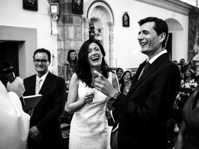 La boda de Joaquín y Esther en Salvaleon, Badajoz 11