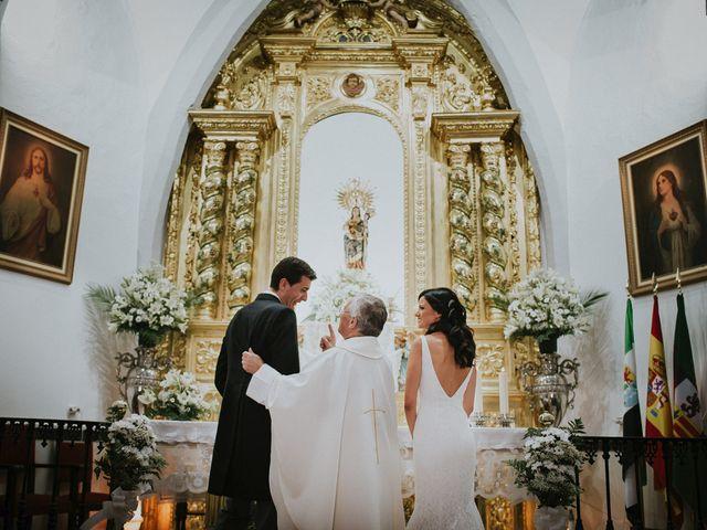 La boda de Joaquín y Esther en Salvaleon, Badajoz 14