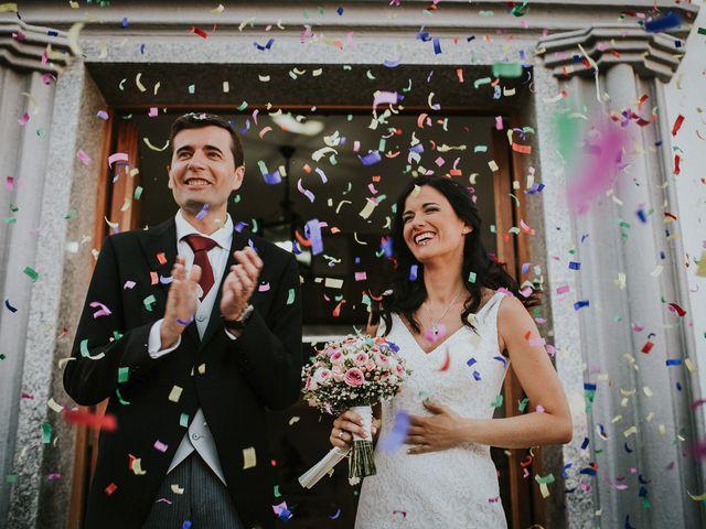 La boda de Joaquín y Esther en Salvaleon, Badajoz 16
