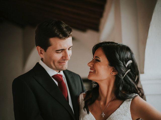 La boda de Joaquín y Esther en Salvaleon, Badajoz 18