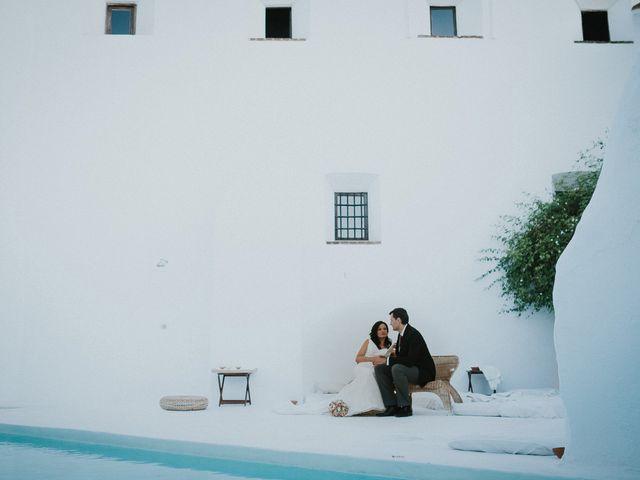 La boda de Joaquín y Esther en Salvaleon, Badajoz 20