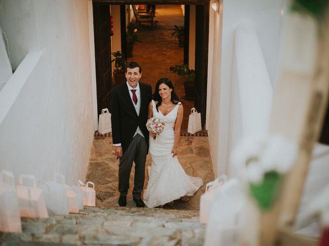 La boda de Joaquín y Esther en Salvaleon, Badajoz 21