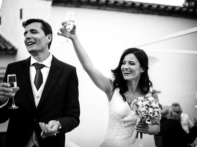 La boda de Joaquín y Esther en Salvaleon, Badajoz 22