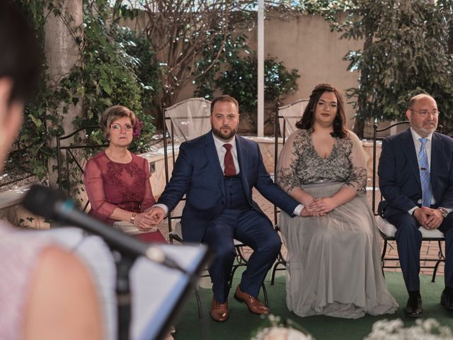 La boda de José Manuel y Yolanda en Beniparrell, Valencia 25