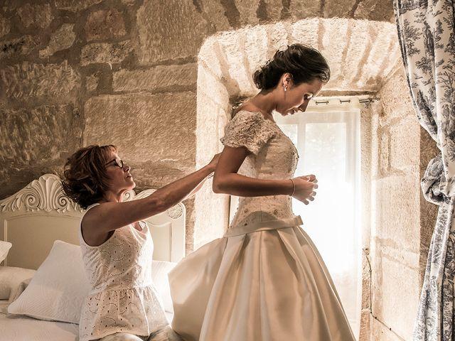 La boda de Erik y Leticia en Santa Gadea Del Cid, Burgos 8
