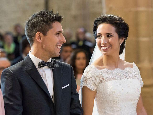 La boda de Erik y Leticia en Santa Gadea Del Cid, Burgos 11