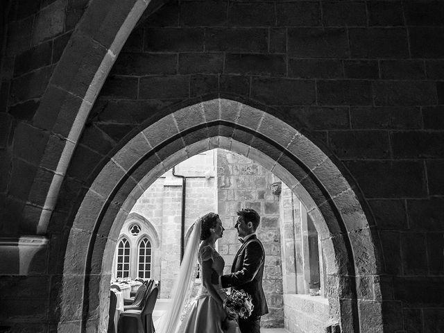 La boda de Erik y Leticia en Santa Gadea Del Cid, Burgos 16