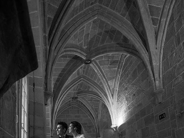 La boda de Erik y Leticia en Santa Gadea Del Cid, Burgos 17