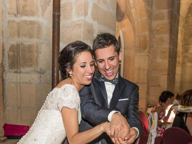 La boda de Erik y Leticia en Santa Gadea Del Cid, Burgos 20