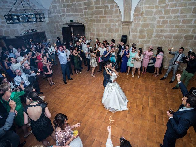 La boda de Erik y Leticia en Santa Gadea Del Cid, Burgos 22