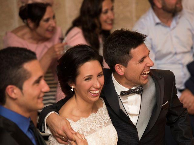 La boda de Erik y Leticia en Santa Gadea Del Cid, Burgos 23