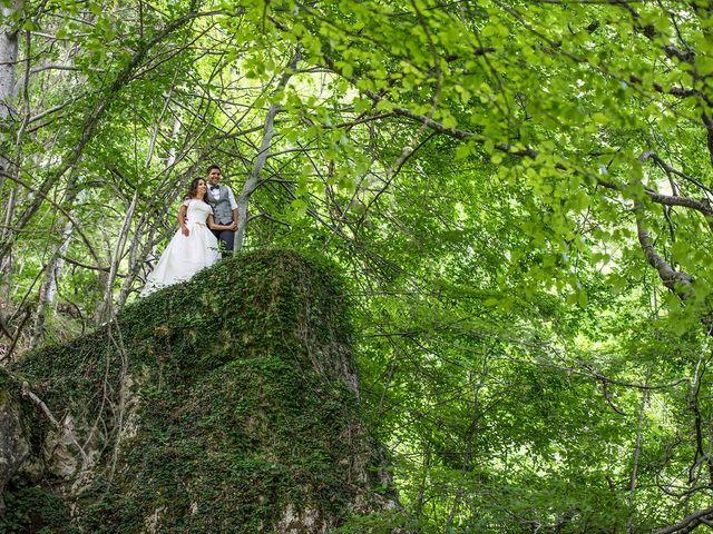 La boda de Erik y Leticia en Santa Gadea Del Cid, Burgos 27
