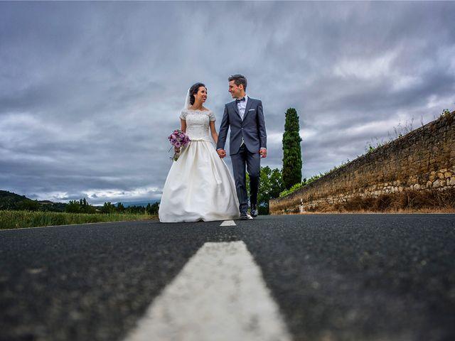 La boda de Erik y Leticia en Santa Gadea Del Cid, Burgos 30
