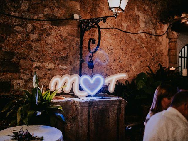 La boda de Toni y Marian en Bunyola, Islas Baleares 9