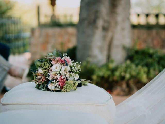 La boda de Toni y Marian en Bunyola, Islas Baleares 12