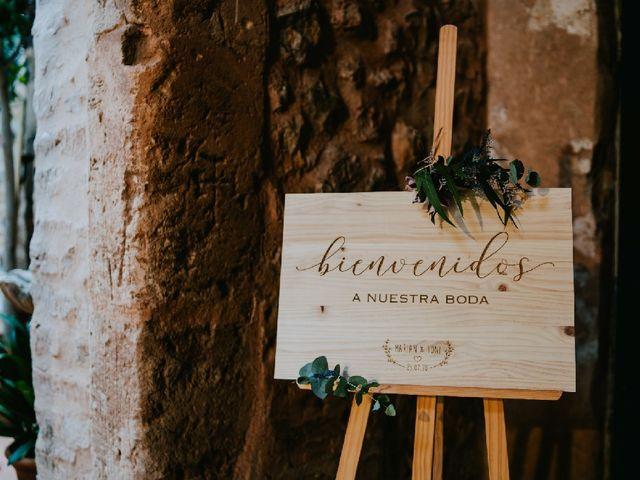 La boda de Toni y Marian en Bunyola, Islas Baleares 13