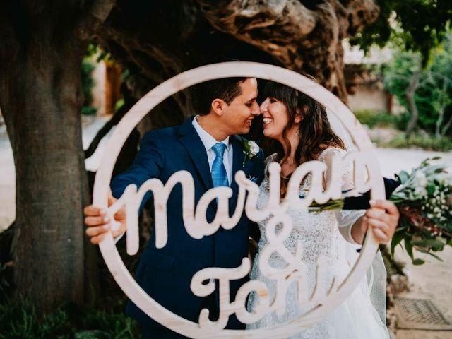 La boda de Toni y Marian en Bunyola, Islas Baleares 19
