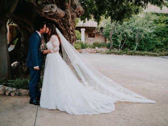 La boda de Marian y Toni