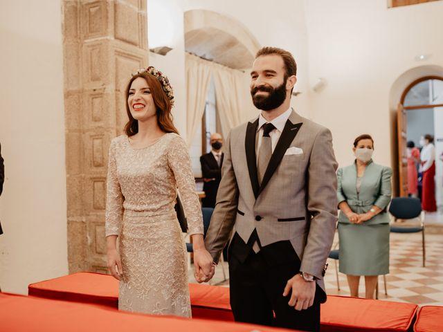 La boda de Javier y Marta en Cáceres, Cáceres 3