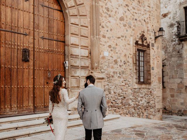 La boda de Javier y Marta en Cáceres, Cáceres 10