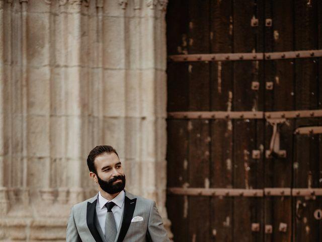 La boda de Javier y Marta en Cáceres, Cáceres 17