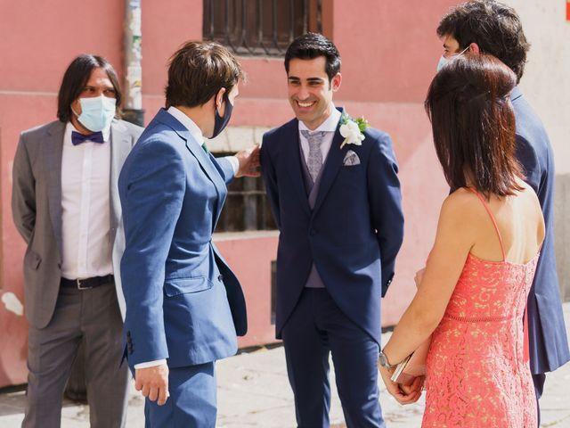 La boda de Roberto y Miriam en Burgos, Burgos 33