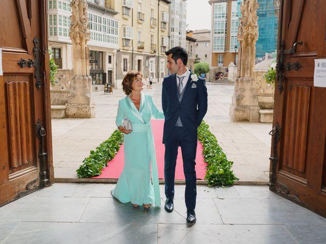 La boda de Roberto y Miriam en Burgos, Burgos 35