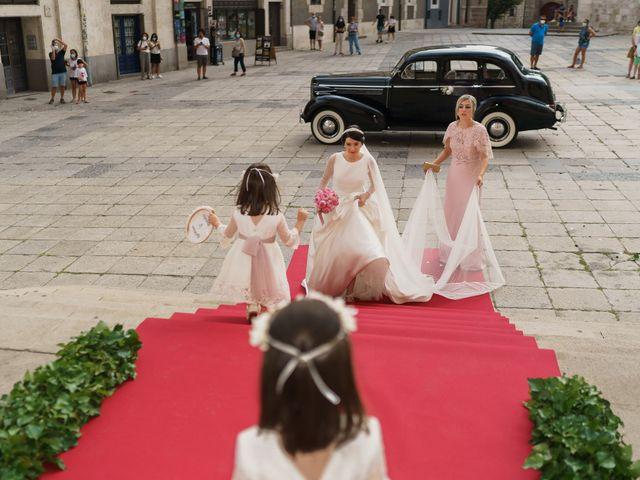 La boda de Roberto y Miriam en Burgos, Burgos 40