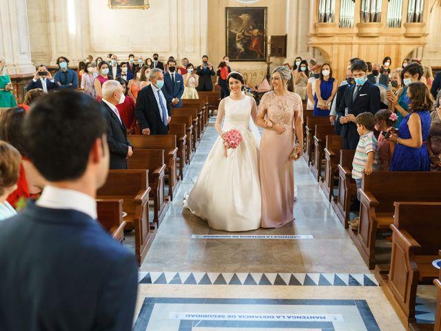La boda de Roberto y Miriam en Burgos, Burgos 45
