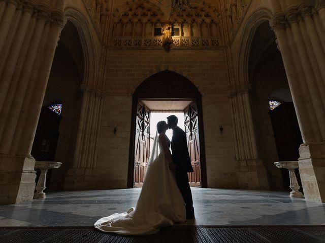 La boda de Roberto y Miriam en Burgos, Burgos 71