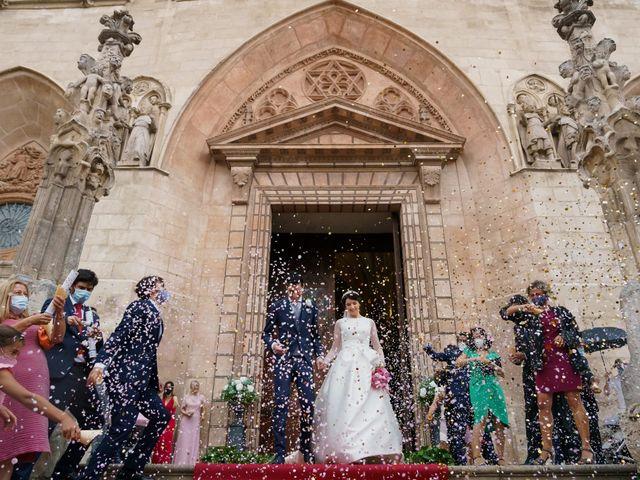 La boda de Roberto y Miriam en Burgos, Burgos 75