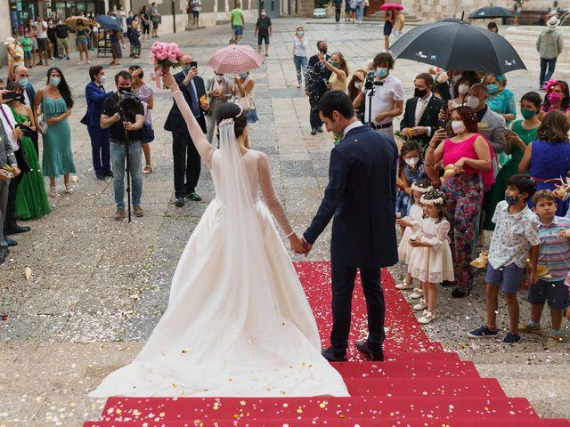 La boda de Roberto y Miriam en Burgos, Burgos 78