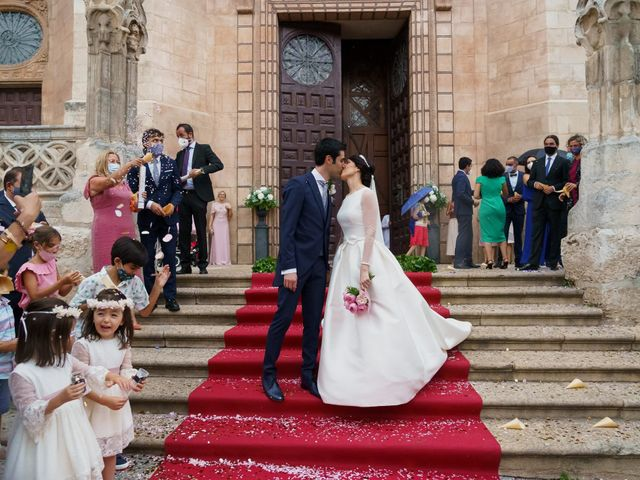 La boda de Roberto y Miriam en Burgos, Burgos 79