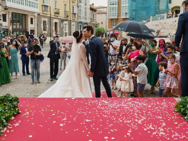 La boda de Roberto y Miriam en Burgos, Burgos 80