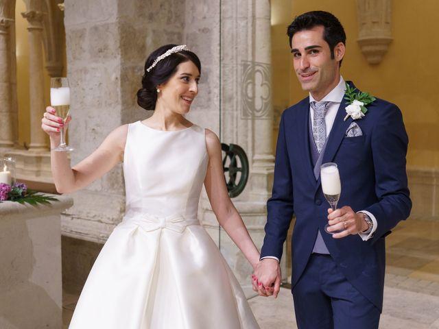La boda de Roberto y Miriam en Burgos, Burgos 104