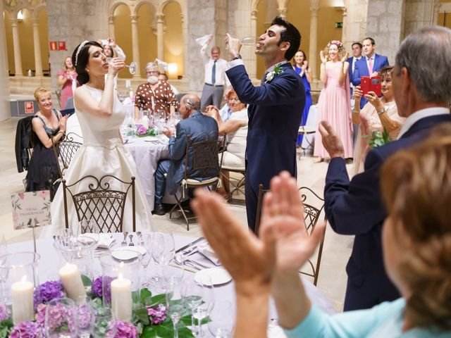 La boda de Roberto y Miriam en Burgos, Burgos 108