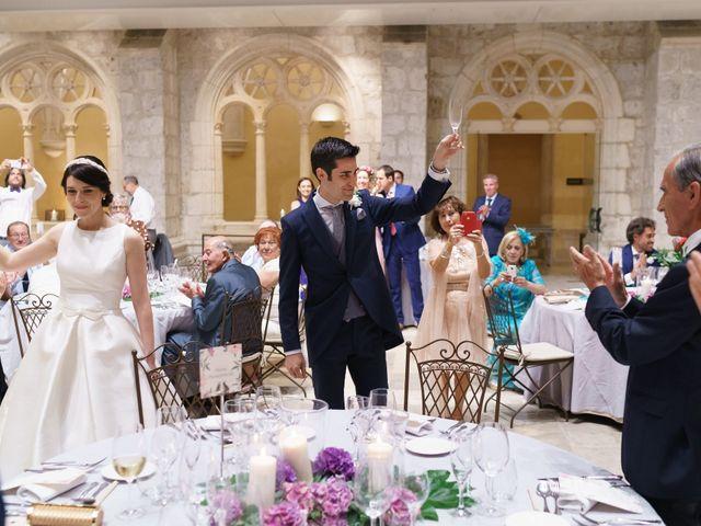 La boda de Roberto y Miriam en Burgos, Burgos 109