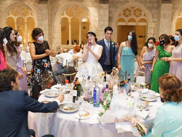 La boda de Roberto y Miriam en Burgos, Burgos 114