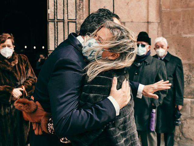 La boda de Marisa y Eduardo en Burgos, Burgos 61