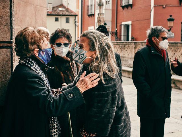 La boda de Marisa y Eduardo en Burgos, Burgos 62