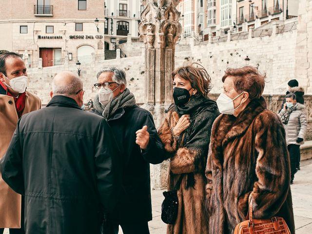 La boda de Marisa y Eduardo en Burgos, Burgos 64
