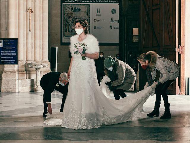 La boda de Marisa y Eduardo en Burgos, Burgos 73