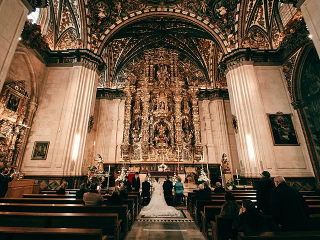 La boda de Marisa y Eduardo en Burgos, Burgos 79