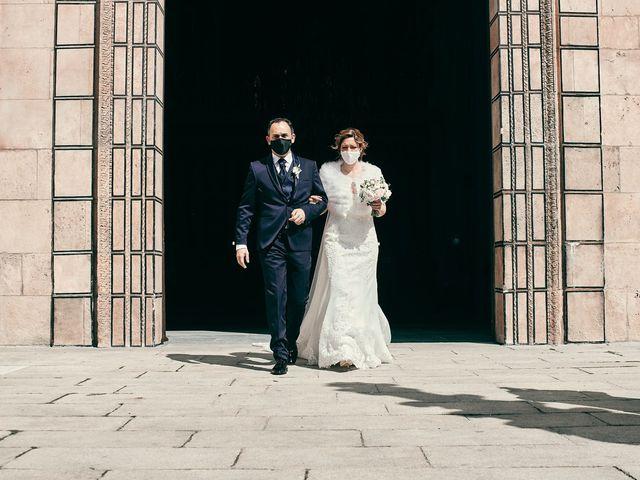 La boda de Marisa y Eduardo en Burgos, Burgos 91